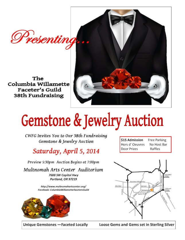 Gemstone Auction 2014