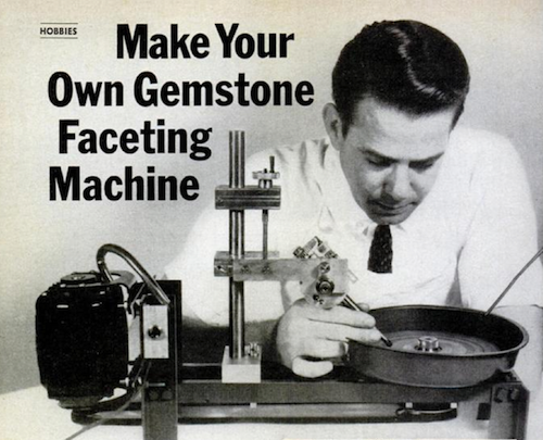 Post image for Build a Faceting Machine